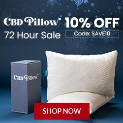 CBD pillow