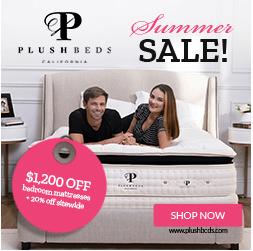 Plush Beds deals